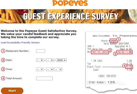 take-popeyes-survey