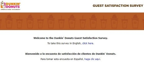 telldunkin survey home page